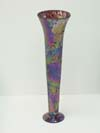 Murano Art Glass - Mosaic Mirror Vases